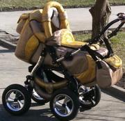 Детскую коляску джип - трансформер