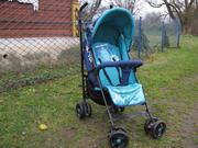 Продам прогулочную коляску-трость фирмы bertoni.