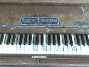 фортепиано 1824г.в.